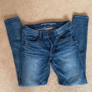 super stretch jeans/jeggings